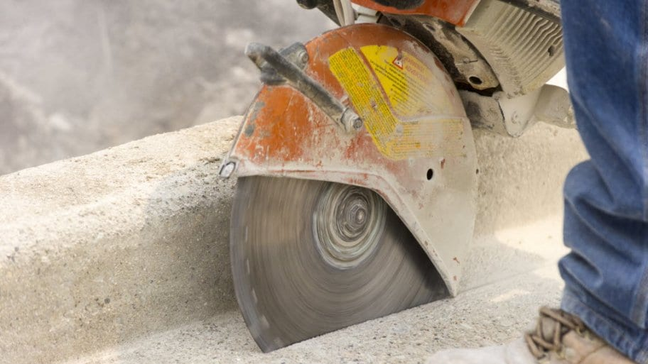 Controlling Concrete Dust With Industrial Vacuum Systems