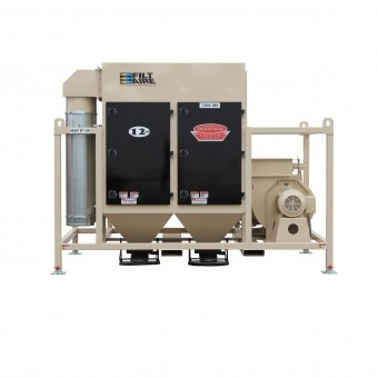 Industrial Fume Extractor