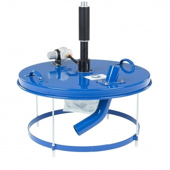 vactagon pneumatic drum top vacuums