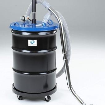 single air pneumatic drum top vacuum