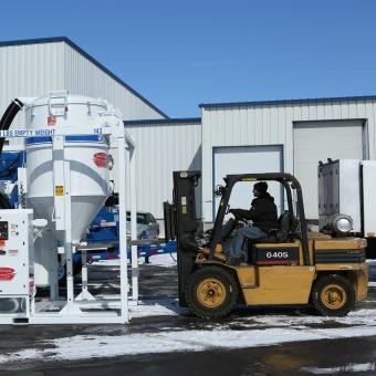 Hurricane 500EM Skid Mounted Industrial Vacuum | Industrial