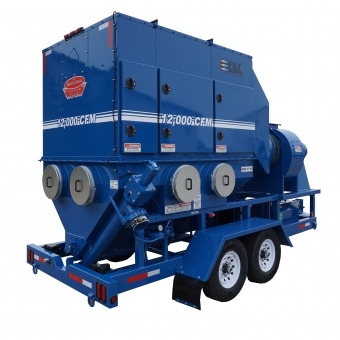 filt aire 12dc portable dust collector