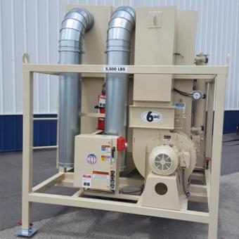 6000EX Industrial Fume Extractor Vacuum