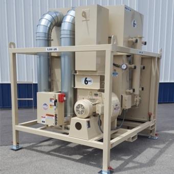 6000EX Industrial Fume Extractor