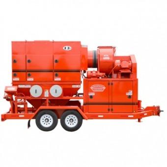 Filt-Aire 12,000 CFM Trailer Dust Collector