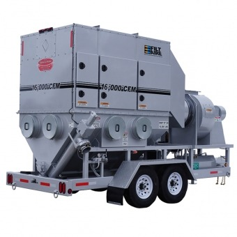 Filt Aire™ 16,000 CFM Trailer Dust Collector
