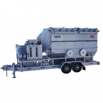 Filt-Aire 20,000 CFM Trailer Dust Collector