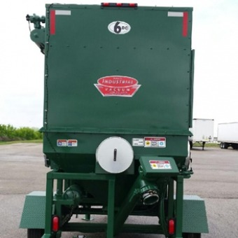 Filt-Aire 6,000 CFM Trailer Dust Collector