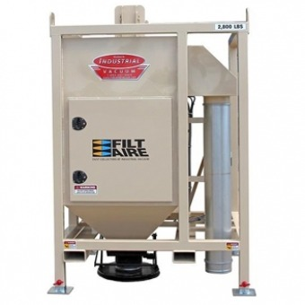Filt-Aire 2,000 CFM Skid-Mounted Dust Collector