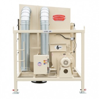 Filt-Aire 6,000 CFM Skid-Mounted Dust Collector