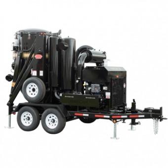 Hurricane 500 Trailer-Mounted Vacuum