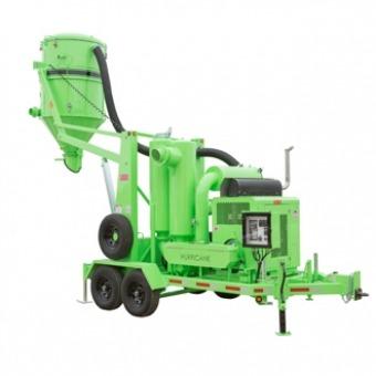 Hurricane 600 G10 Trailer-Mounted Vacuum