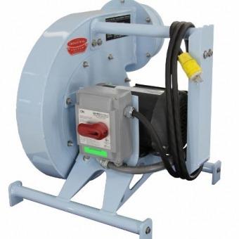 aluminum ventilation blower
