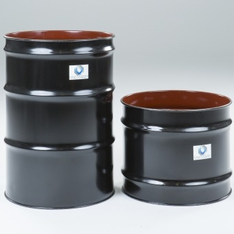 heavy duty epoxy coated drum