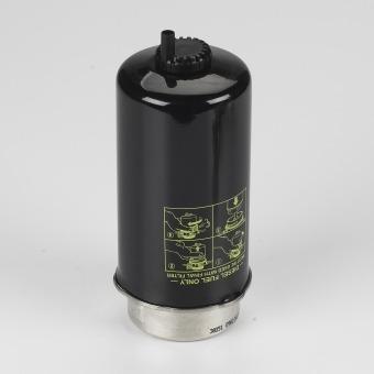 Inline Dust Collector : Secondary fuel filter industrial vacuum