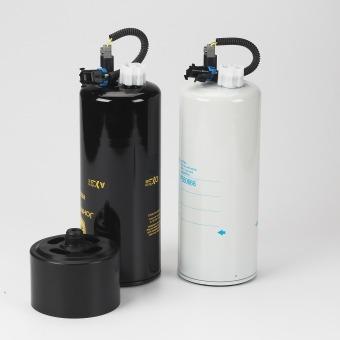 Inline Dust Collector : Primary fuel filter industrial vacuum