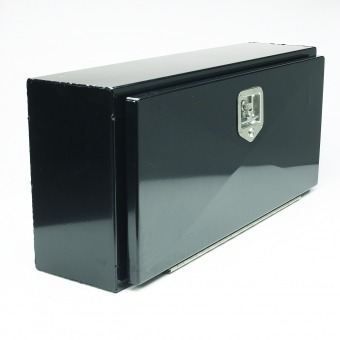 Trailer Fender Boxes : Locking tool box fender mount industrial vacuum