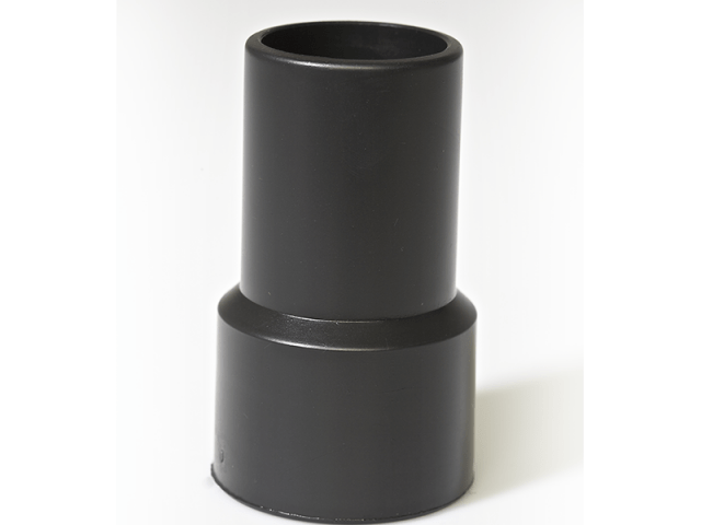 Black plastic cuff