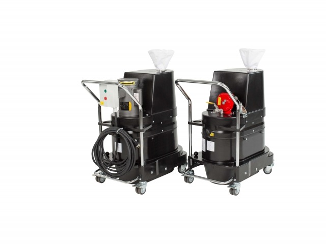 Explosion Proof Vactagon Vacuums