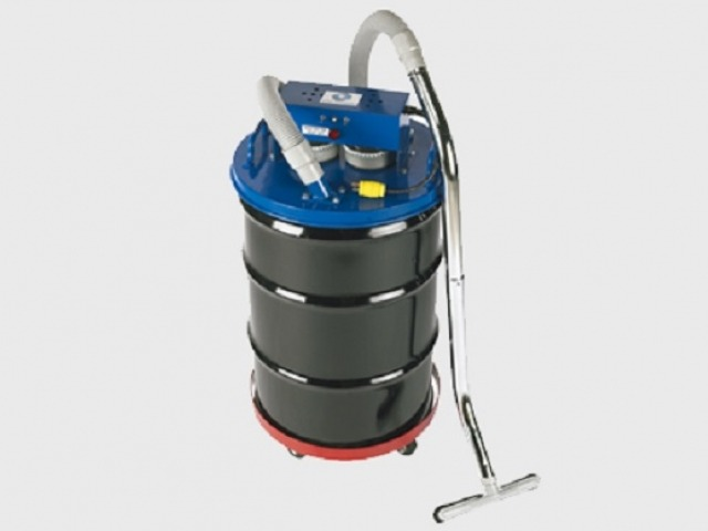 Industrial HEPA Shop Vac