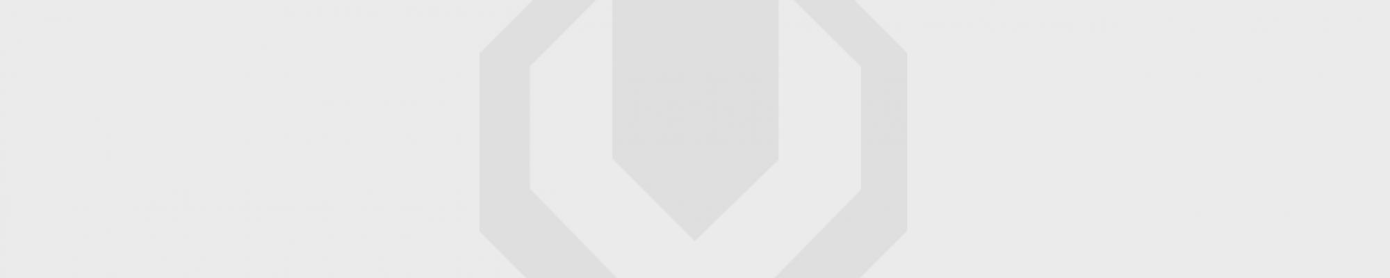 Light grey background with Vactagon V symbol on top