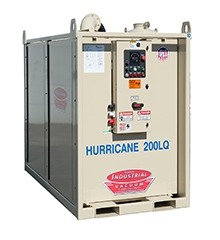 Hurricane 200LQ Skid-Mounted Vacuum