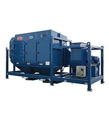 Filt-Aire 20,000 CFM Skid-Mounted Dust Collector