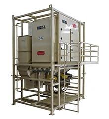 Filt-Aire 20,000 CFM Vertical Dust Collector