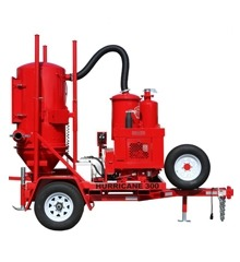 Hurricane 300 Trailer/Skid Mounted Vacuum